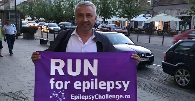 Epilepsy Challenge: cros pentru susținerea pacienților cu epilepsie