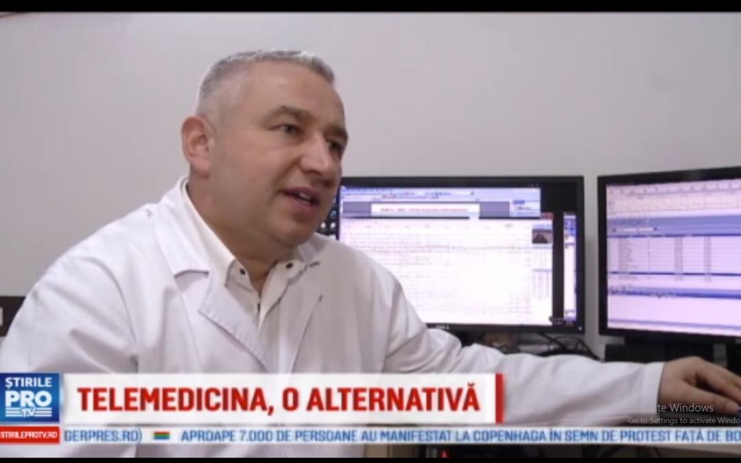 Singura rețea de telemedicină pentru epilepsie din România, creată de un neurolog din Cluj. Cum sunt ajutați bolnavii