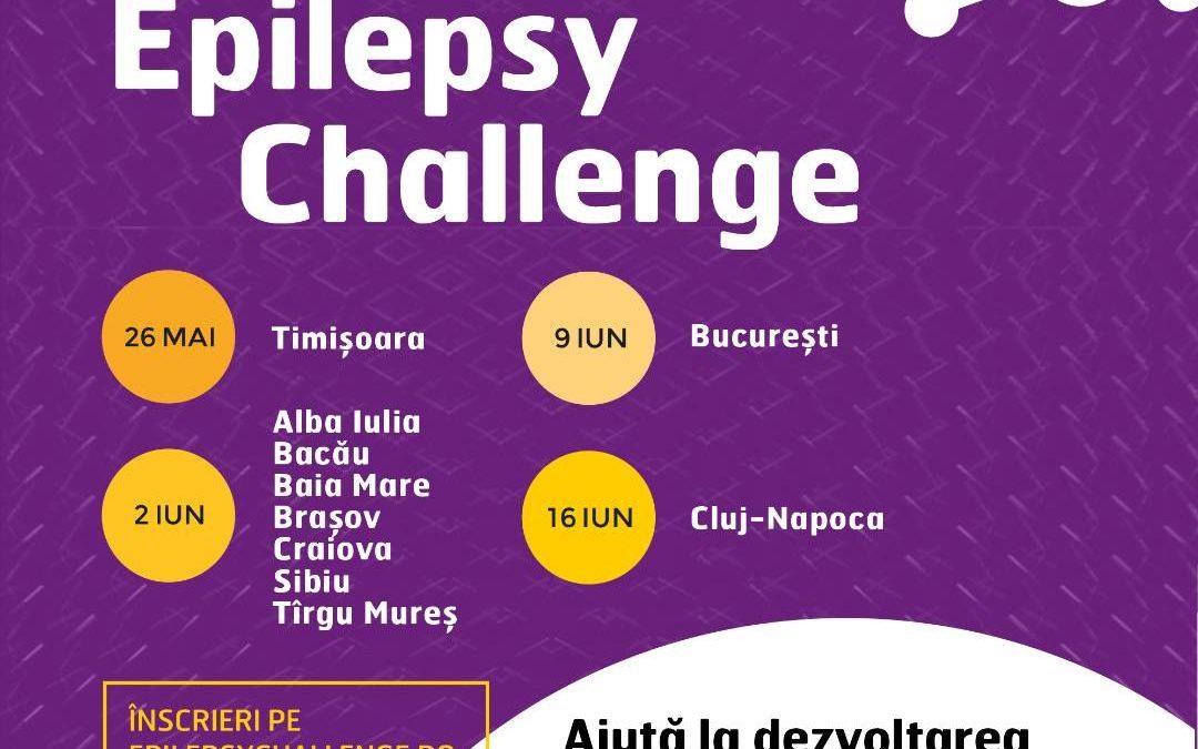 Cel mai mare cros pentru Epilepsie ia startul în România