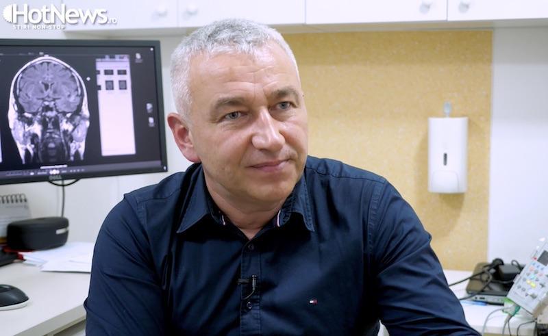 """Dr. Bogdan Florea, inițiatorul """"Telemedicina în Epilepsie"""" din România: Epilepsia n-are chip, până când cineva drag o pățește. Cum se poate? În neamul nostru, în familia noastră, vai, cum? Atunci devii sensibil"""